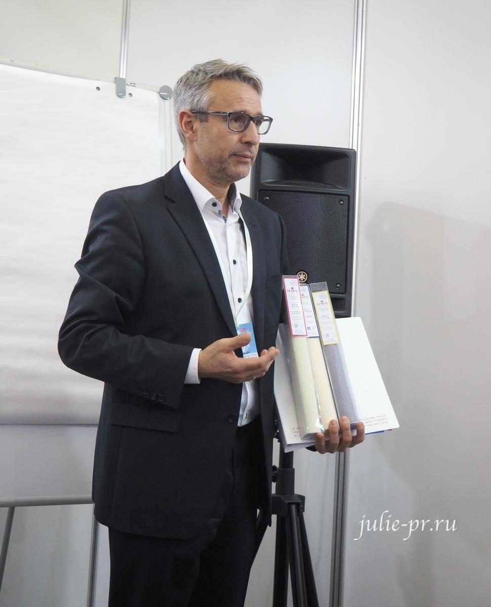 Кристиан Мейчелбек, Christian Meichelbeck, канва DMC в тубах