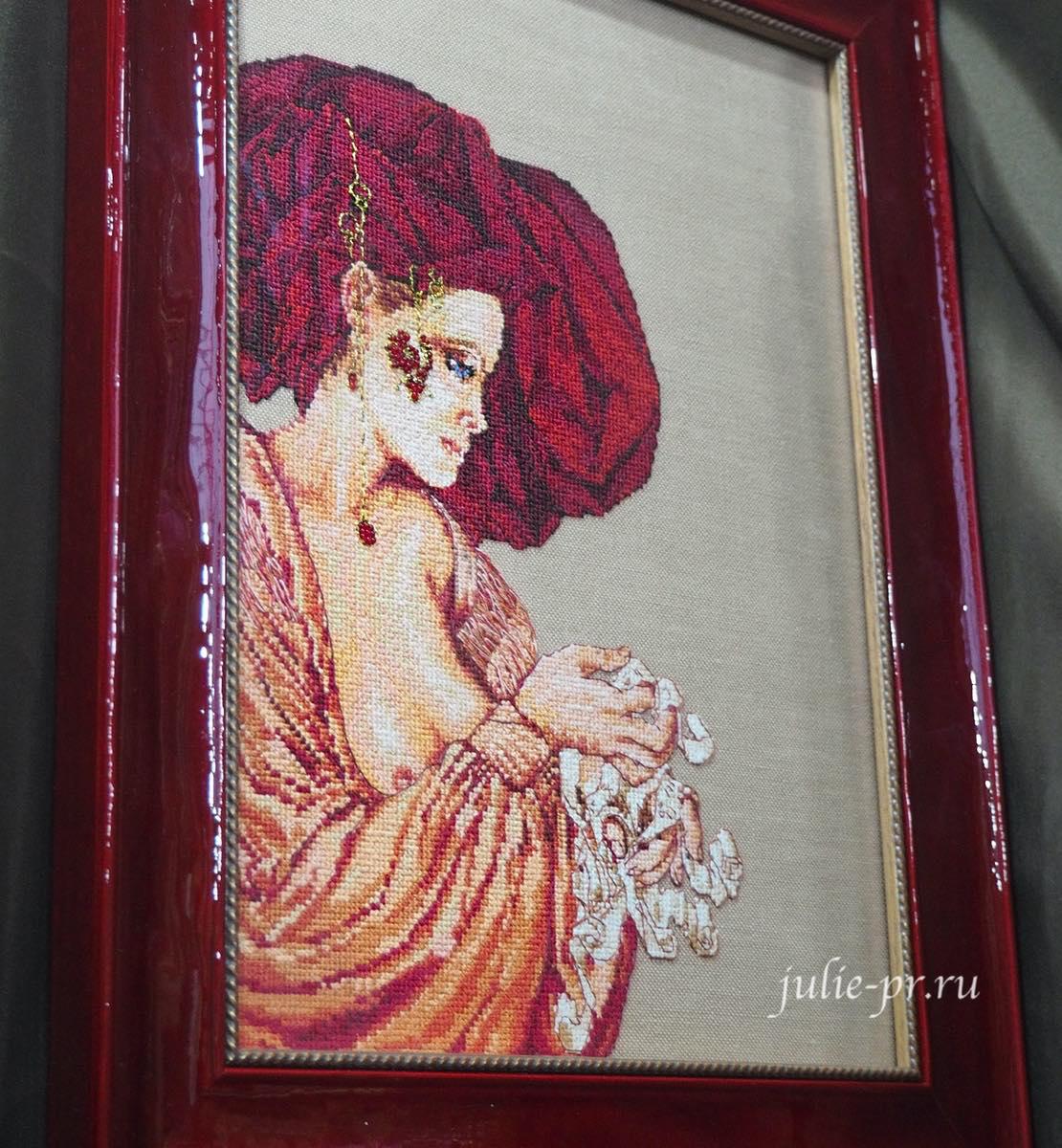 Nimue, Archives, Архив, красная шапочка, вышивка крестом