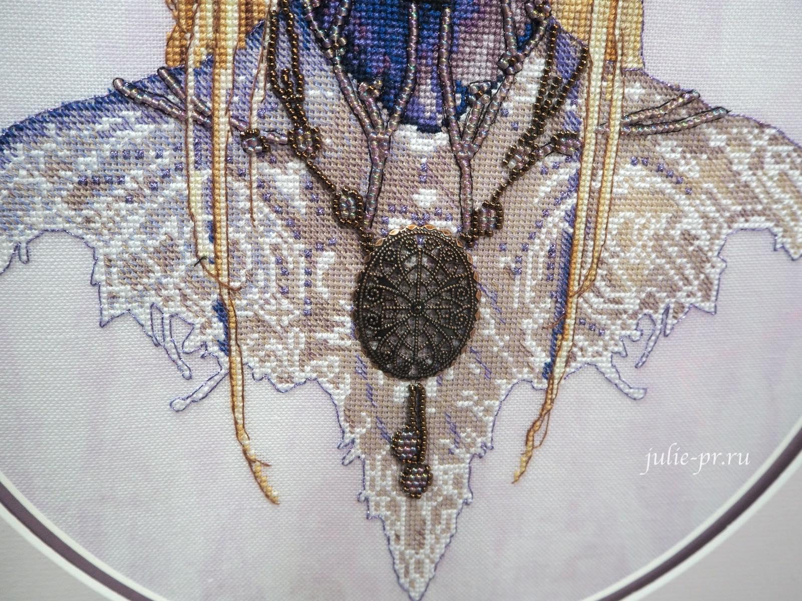 вышивка крестом, Nimue, Victoria, Виктория