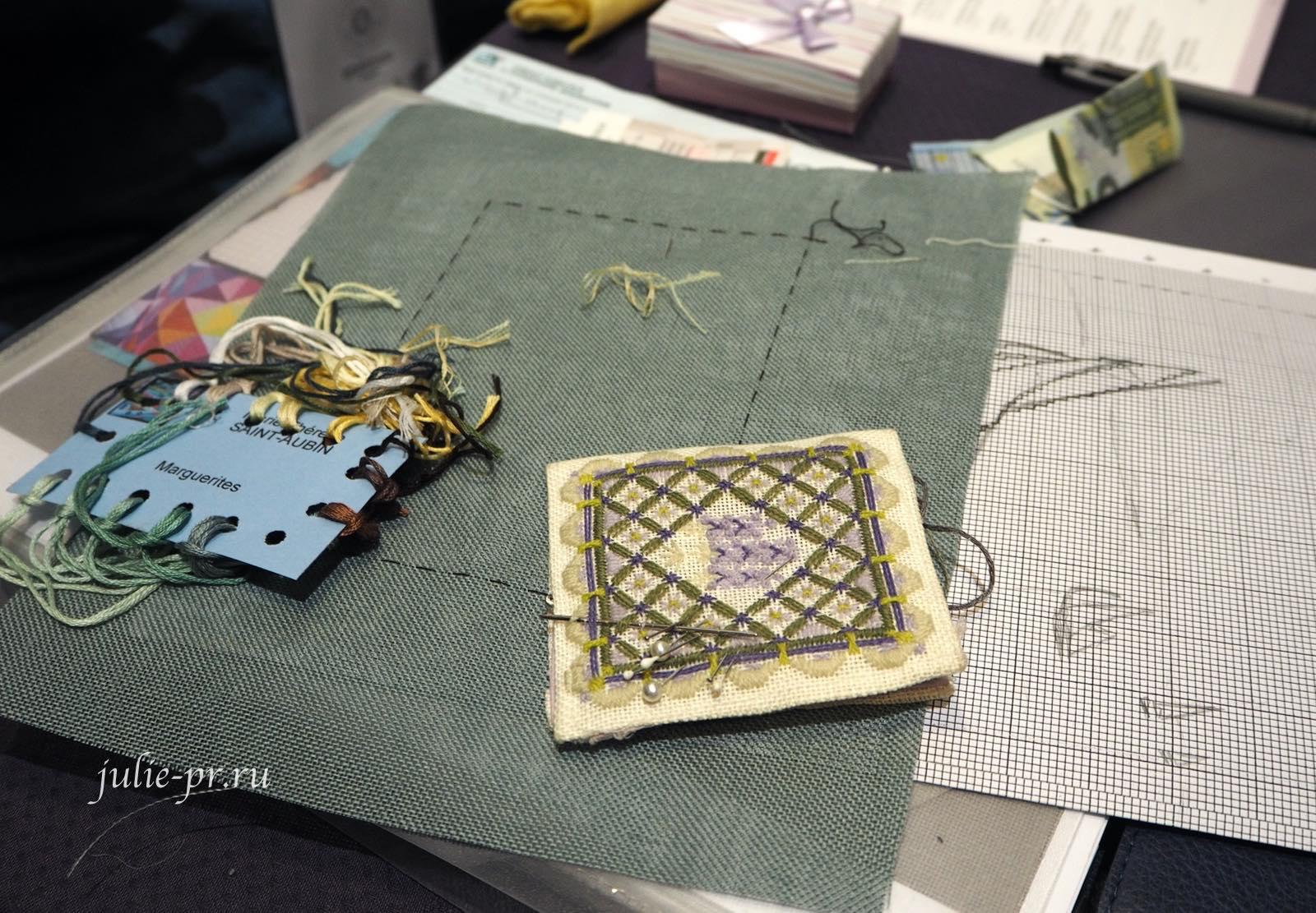 Мари-Терез вышивает, MTSA, вышивка крестом, вышивка петитом