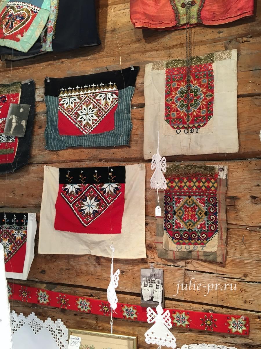 вышивка крестом, Норвегия, Берген, Blonder og Stas