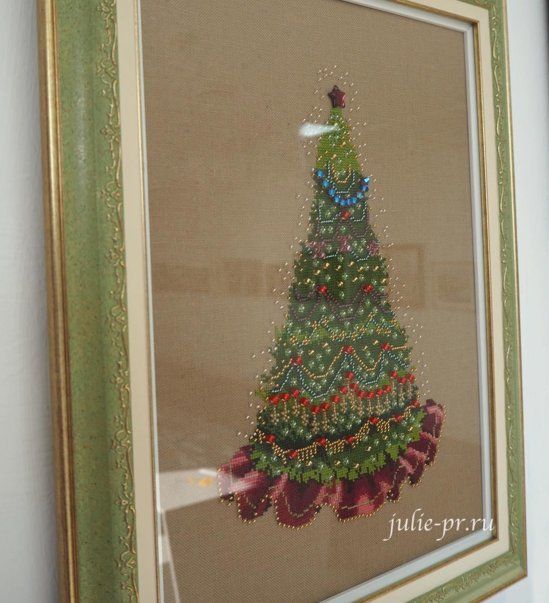 Mirabilia, Christmas Tree 2006, Рождественская елка 2006, вышивка крестом