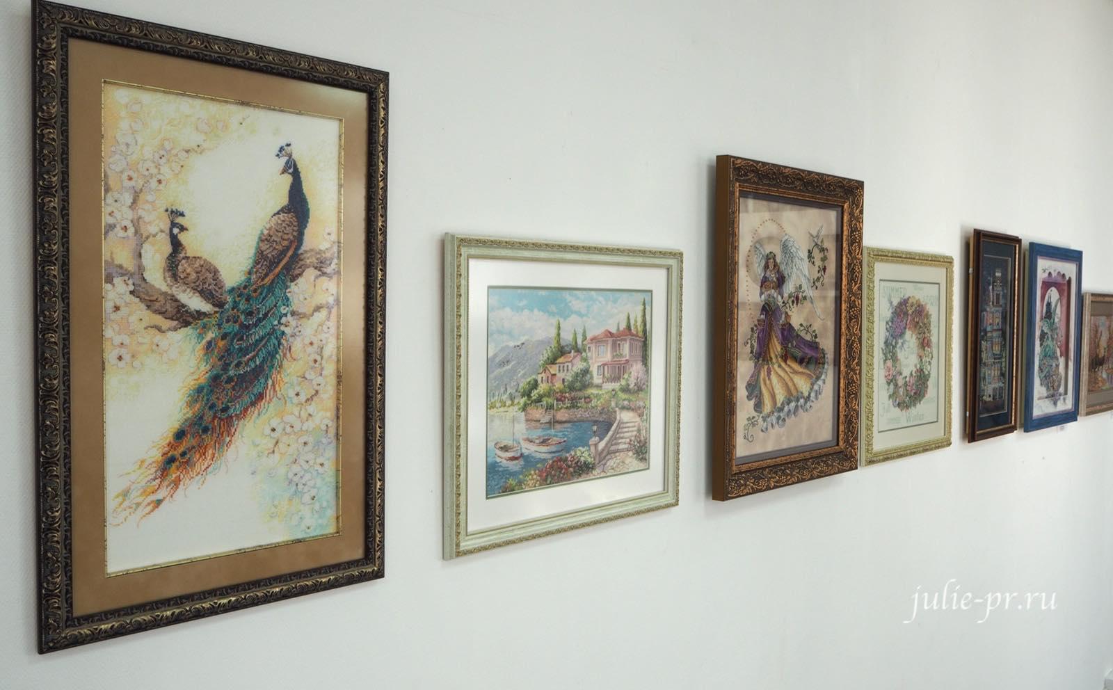 Выставка вышивок в Солнцево