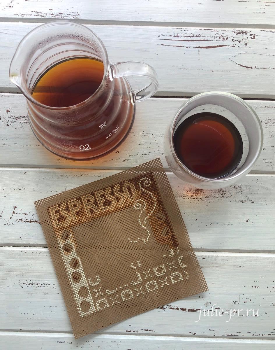эспрессо, espresso, MH14-2024, Mill Hill, вышивка крестом, вышивка бисером, coffee, кофе, кофейник