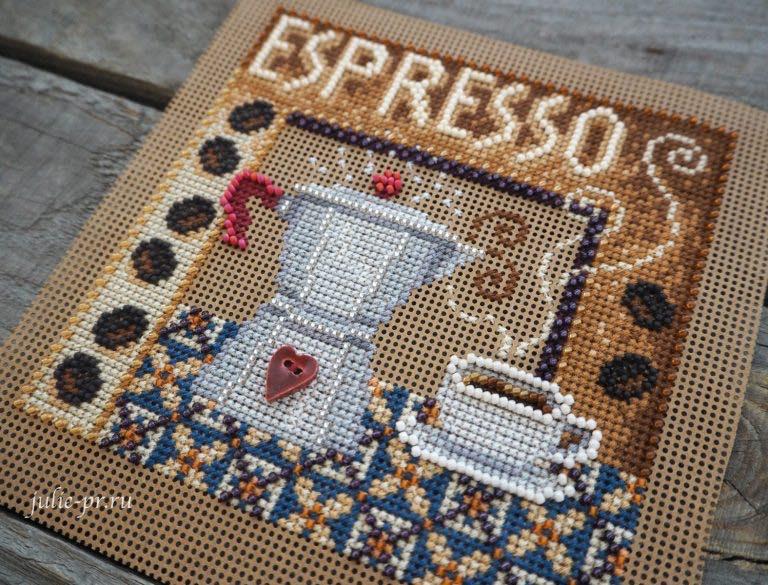 Mill Hill — Espresso
