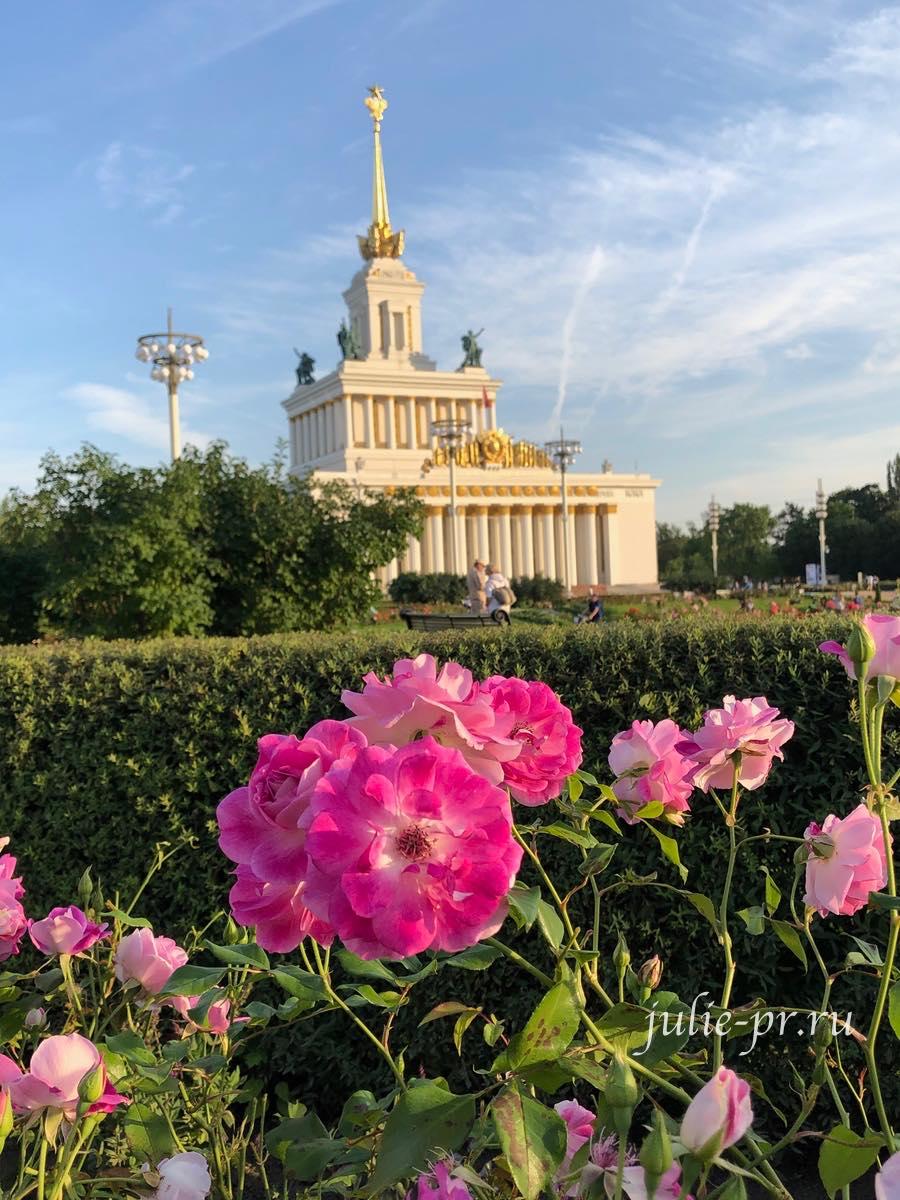 ВДНХ, Москва