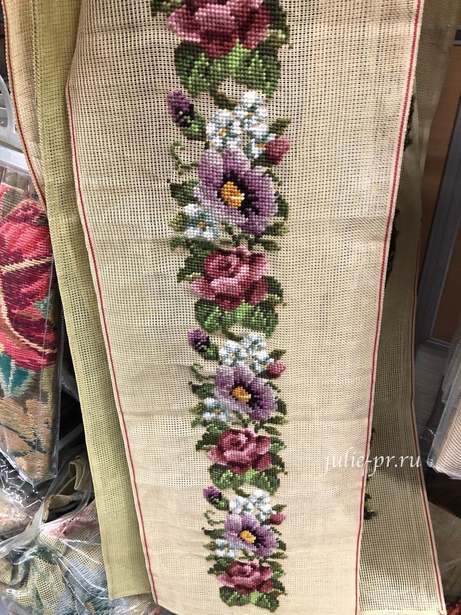 Martin Winkler Needlepoint Tapestry, гобелен, вышивка петитом, рукодельные магазины в Стамбуле, вышивка крестом, goblen com
