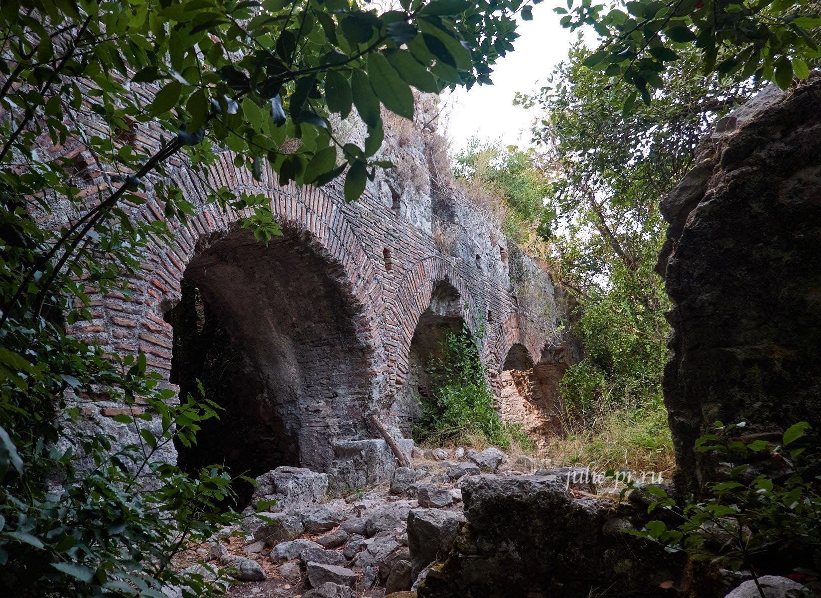 Турция, Ликийская тропа, Олимпос