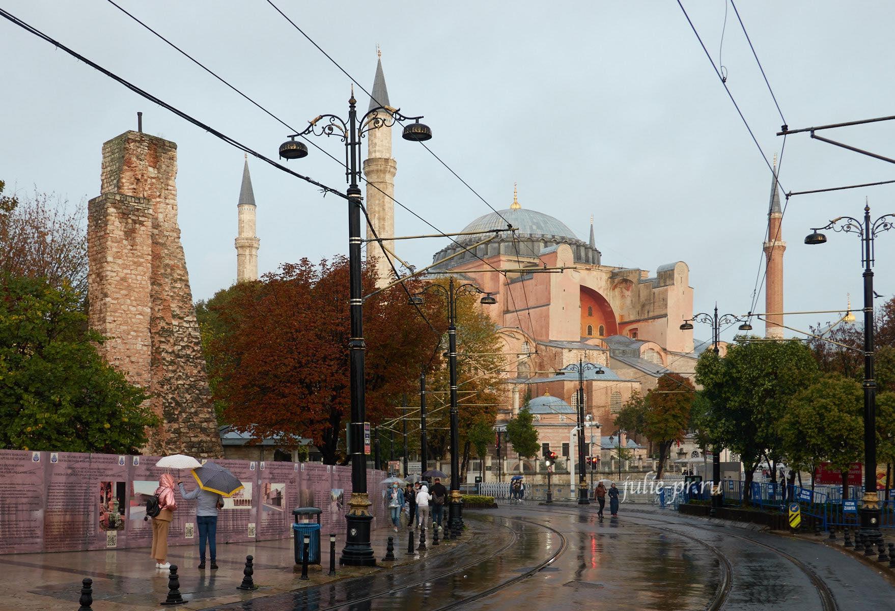 Турция, Стамбул, Айя-София