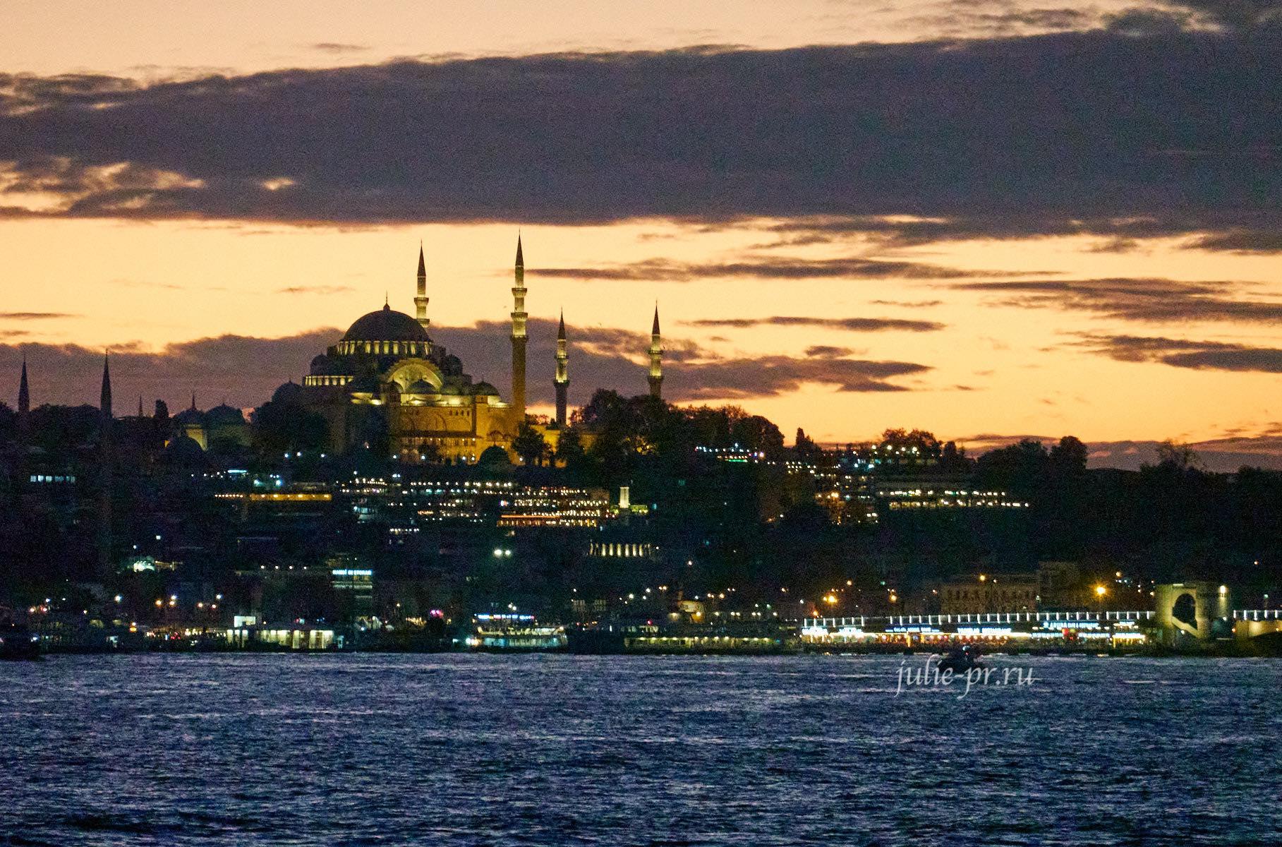 Турция, Стамбул, Новая мечеть