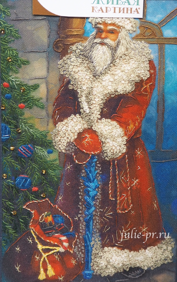 Панна, живая картина, panna, вышивка шовчиками, вышивка крестом, формула рукоделия зима 2020