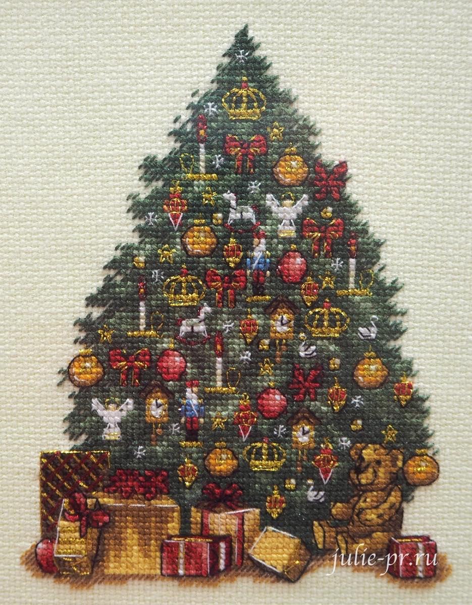 панна, елочка, елка, panna, вышивка крестом, формула рукоделия зима 2020