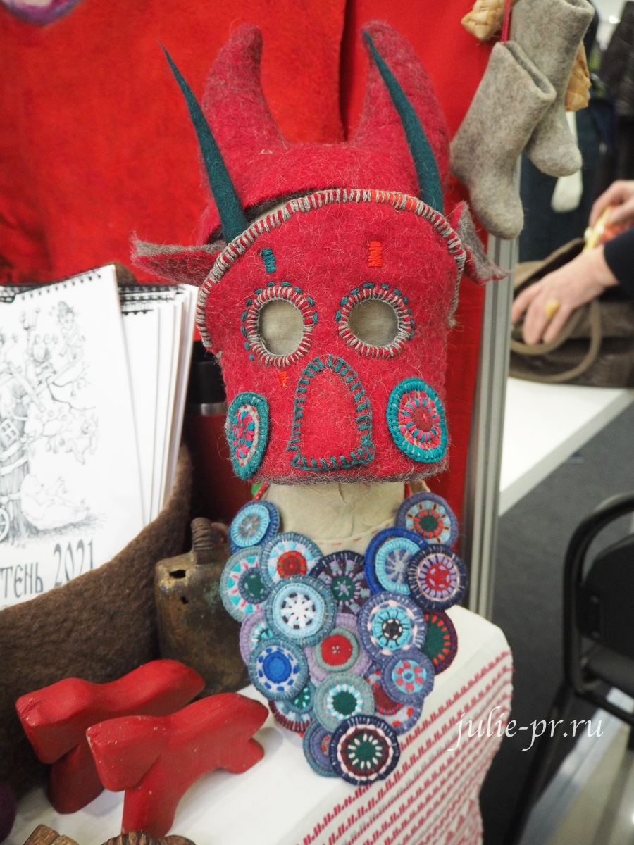 Другие маски, Светлана Оспищева, формула рукоделия зима 2020