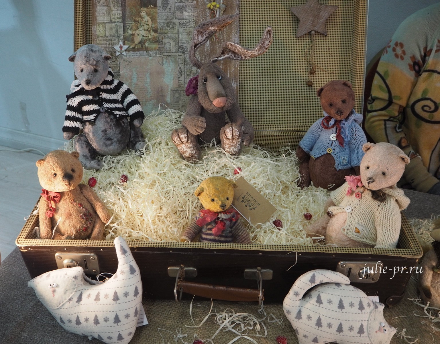 Мишки тедди, куклы, формула рукоделия зима 2020