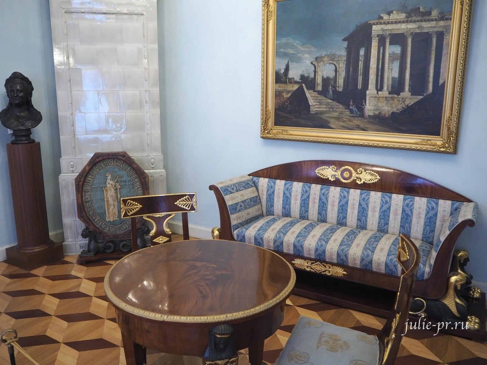 музей усадьба Г. Р. Державина