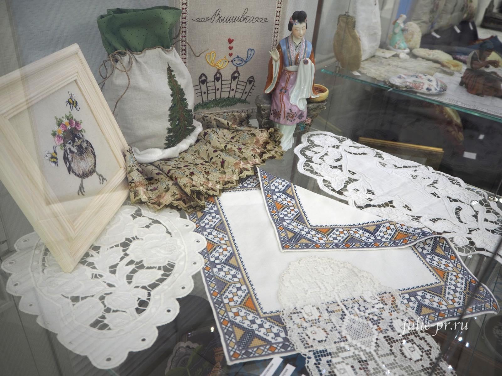 ришелье, двусторонний тамбовский крест, вышивка, выставка, Иголочка тонка, да достаёт до сердца, Санкт-Петербг