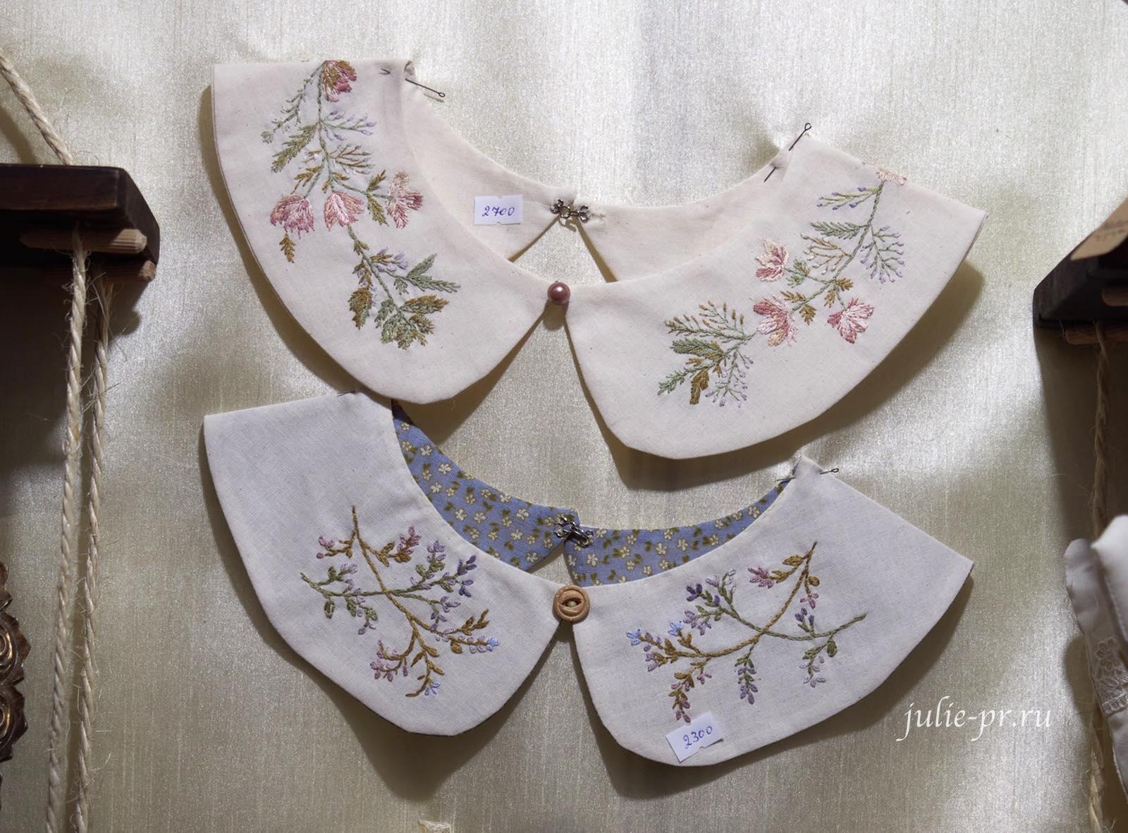вышивка гладью, Елена Ермоленко, выставка вышивки, Формула рукоделия весна 2021