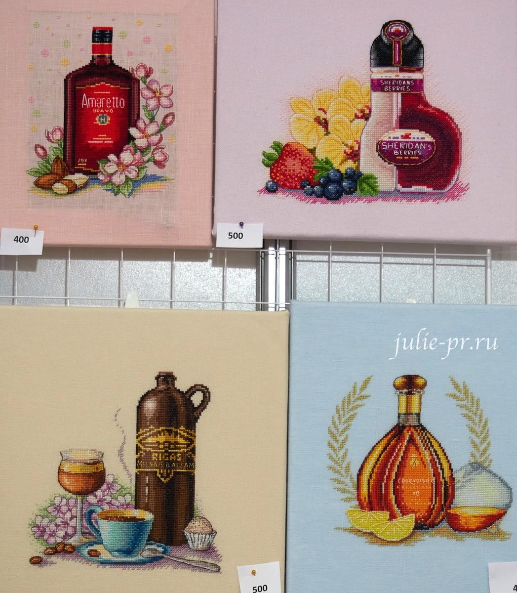 вышивка крестом, Светлана Прокопец, Сделано с любовью, выставка вышивки, Формула рукоделия весна 2021
