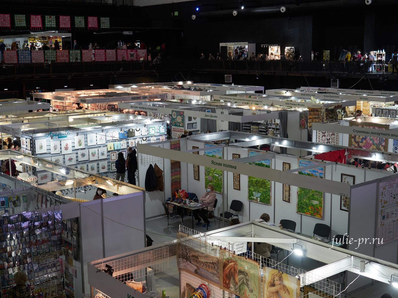 выставка вышивки, Формула рукоделия весна 2021