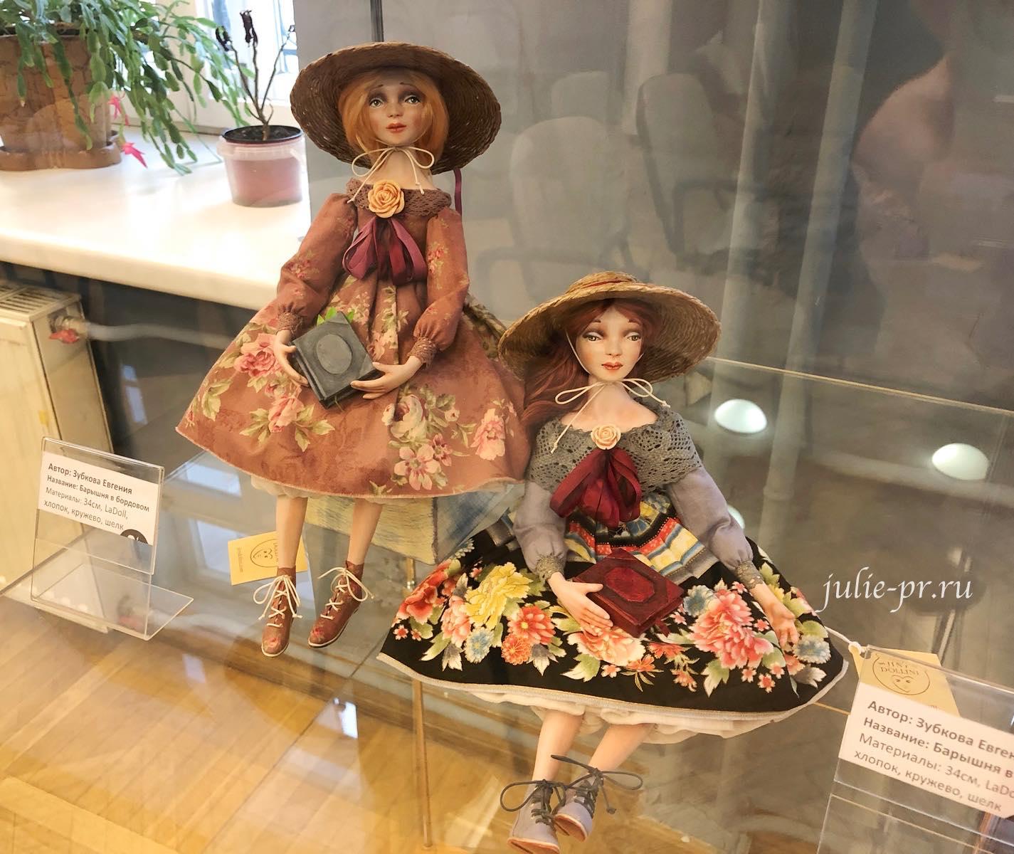 куклы, ручная работа
