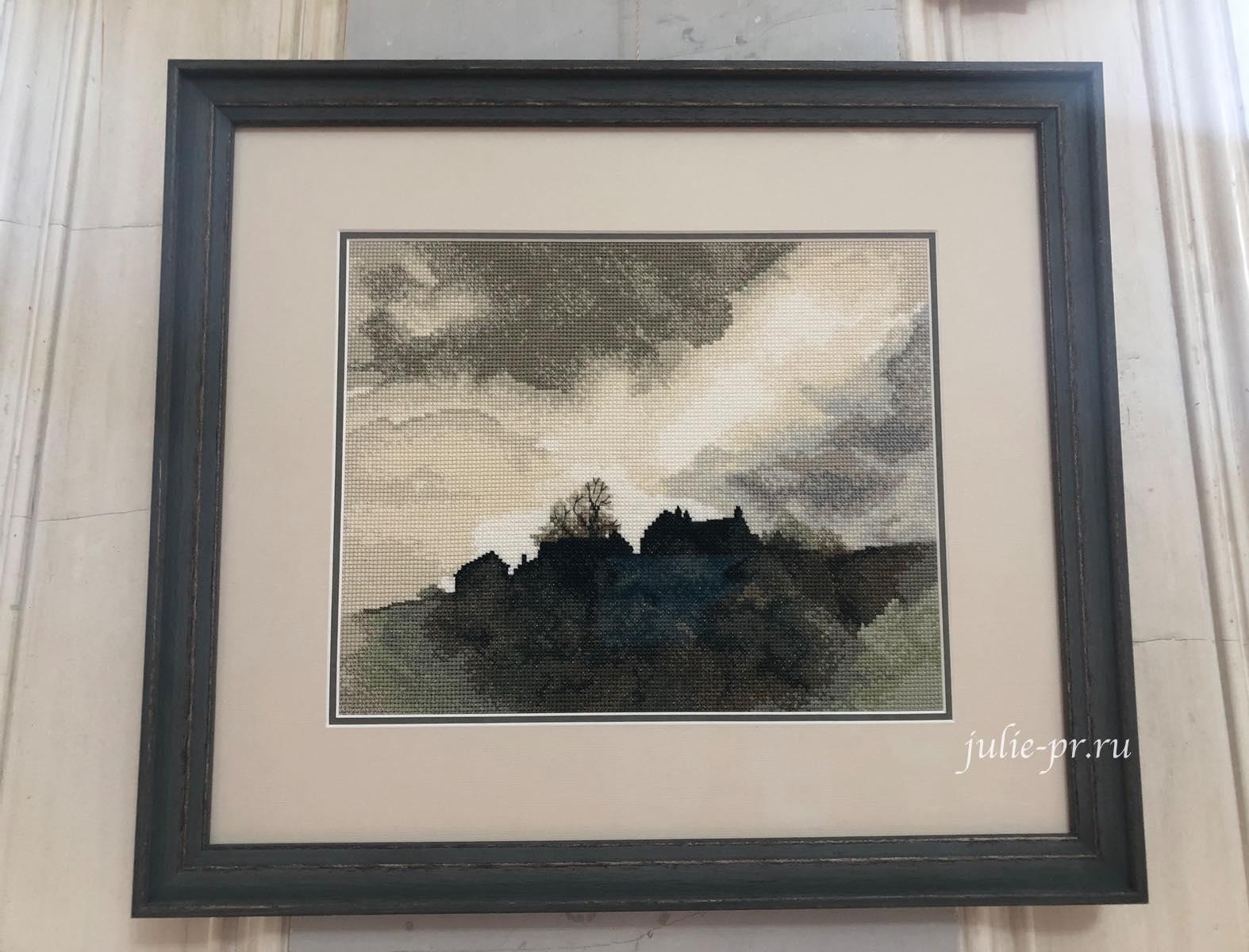 Northwood Farm, вышивка крестом, Heritage, John Clayton, выставка Грани Джона Клейтона