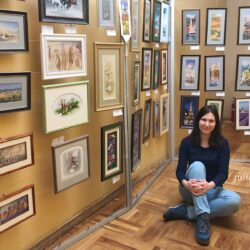 Выставка «Грани Джона Клейтона»