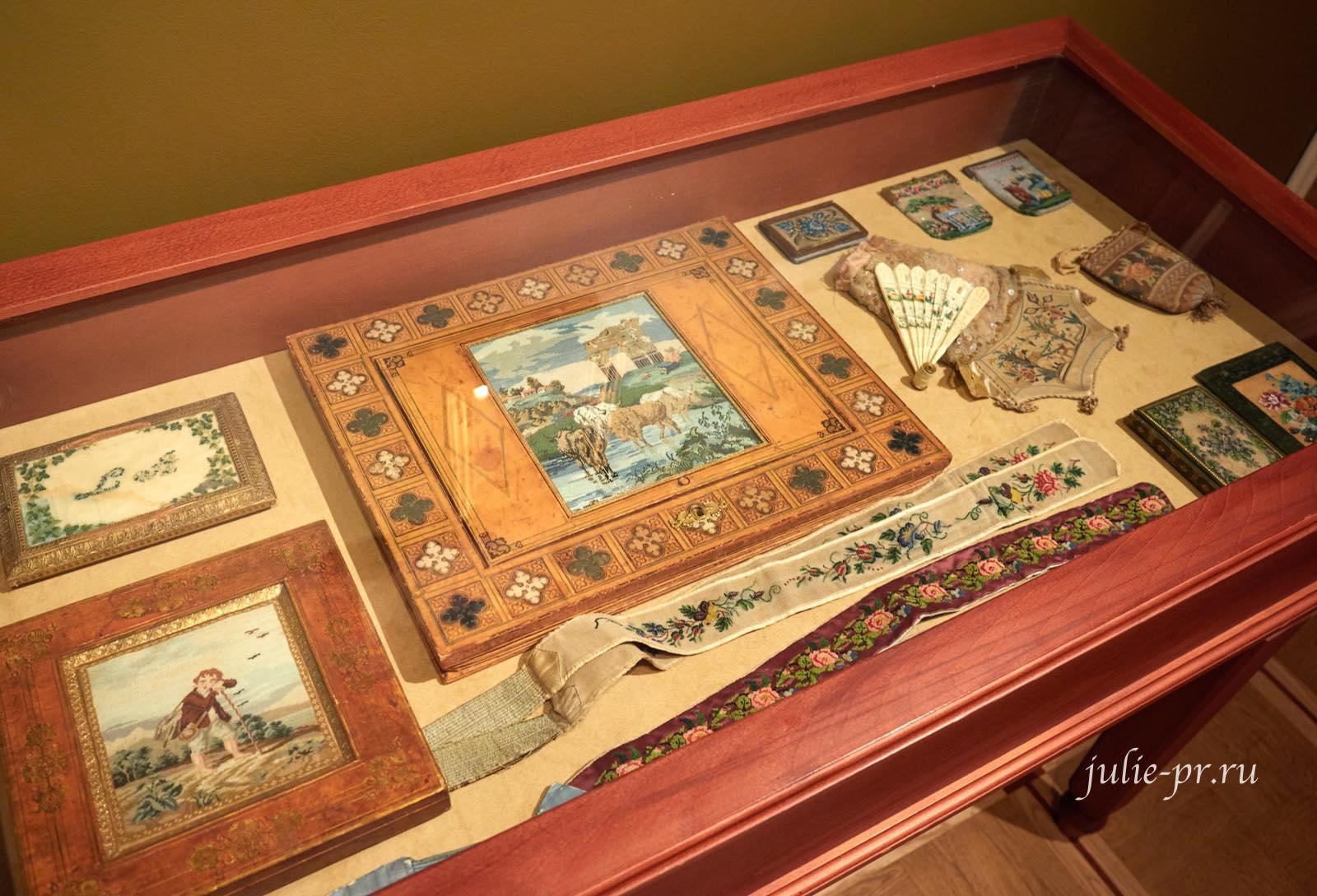 вышивка, выставка Старинные вышивки