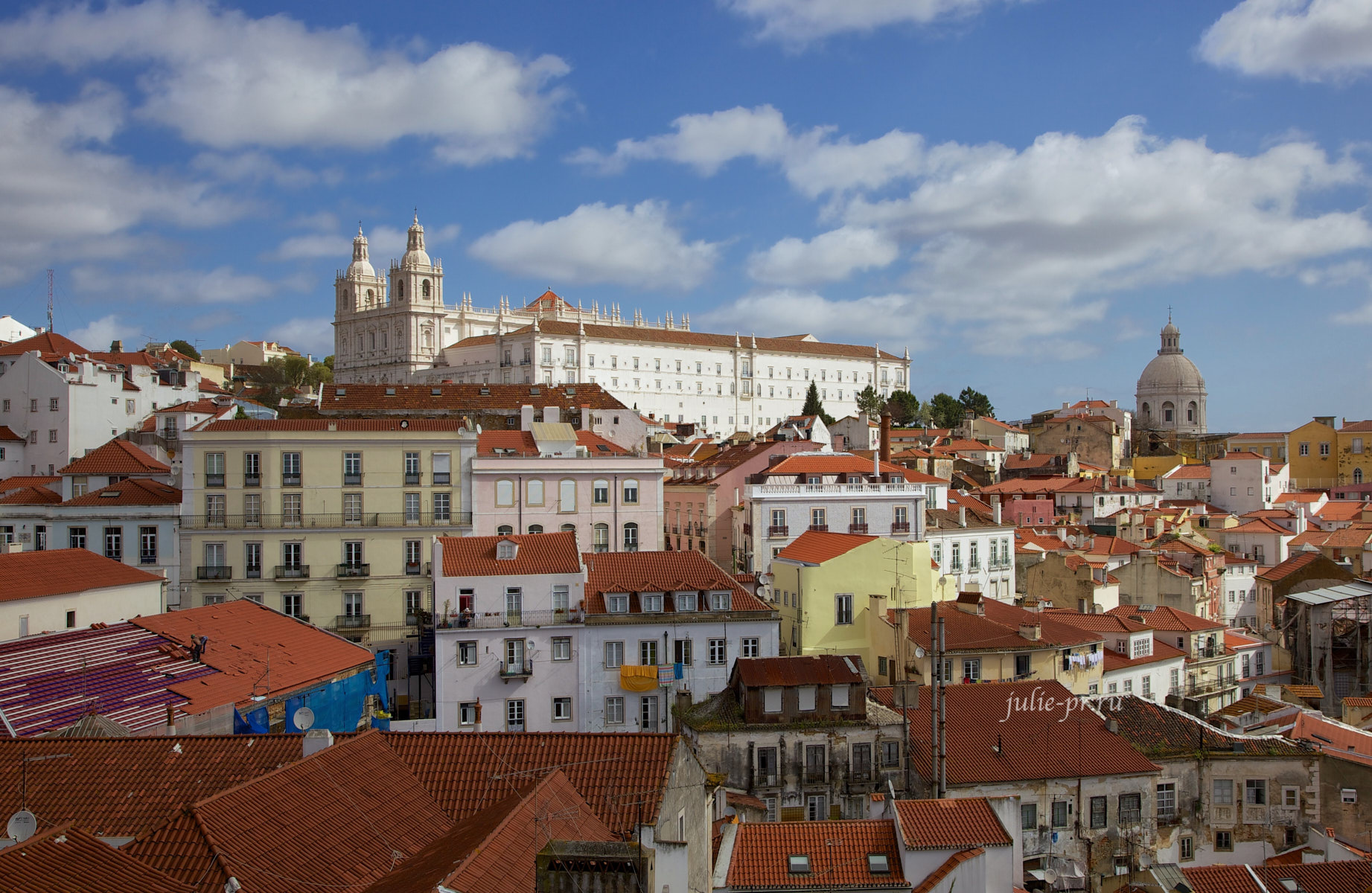 Португалия, Лиссабон, Алфама