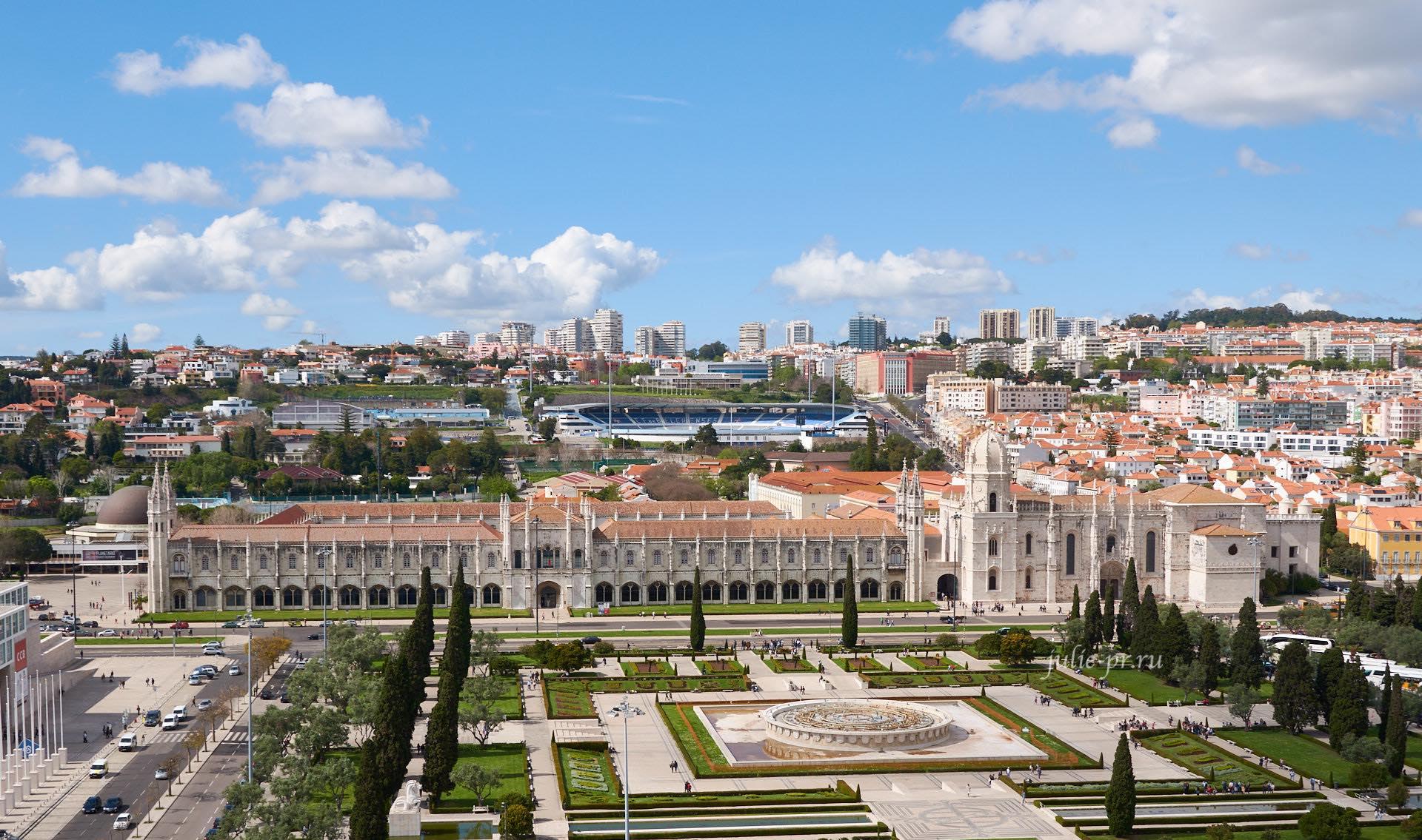 Португалия, Лиссабон, Белен, Монастырь Жеронимуш