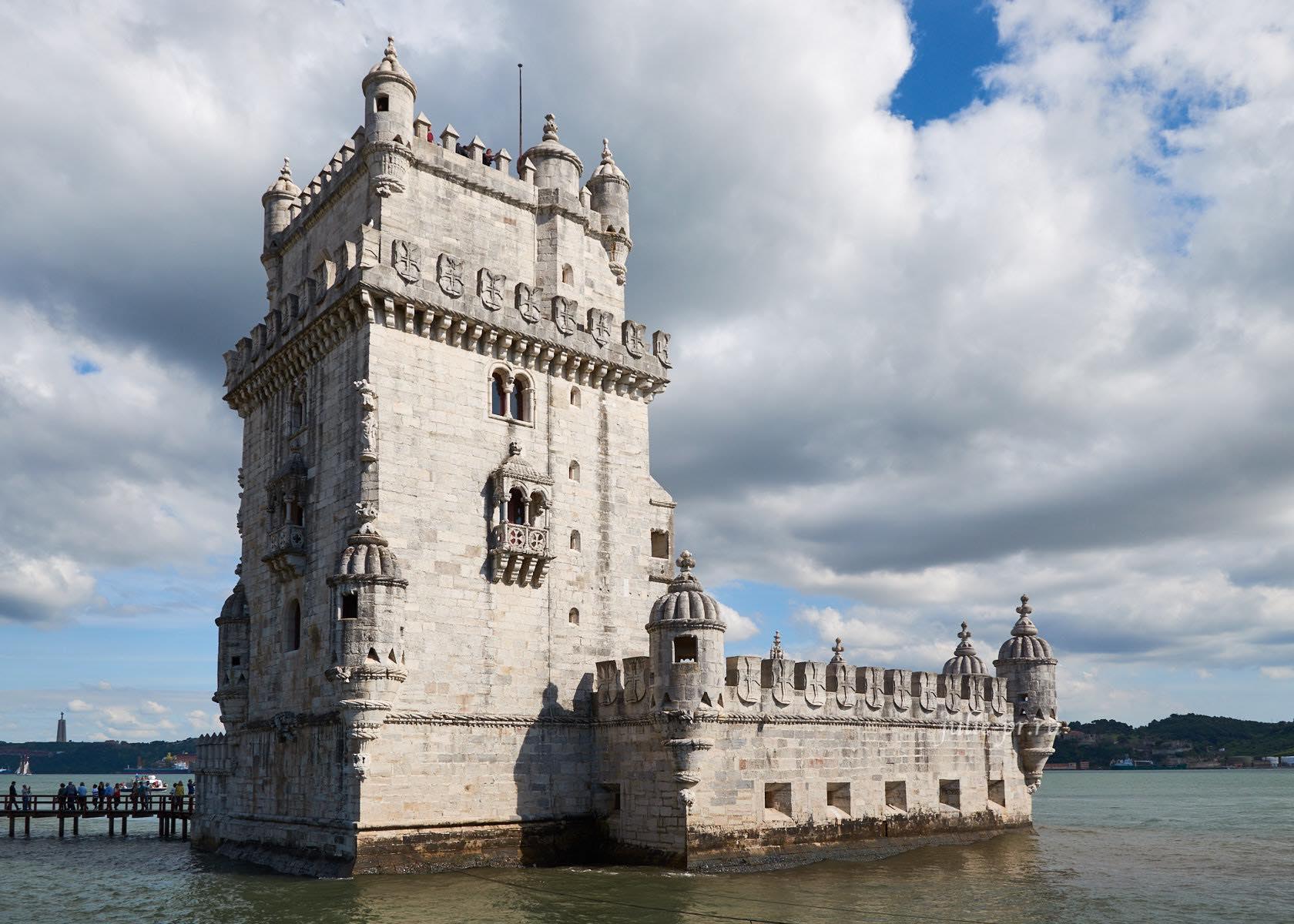 Португалия, Лиссабон, Башня Торре-де-Белен