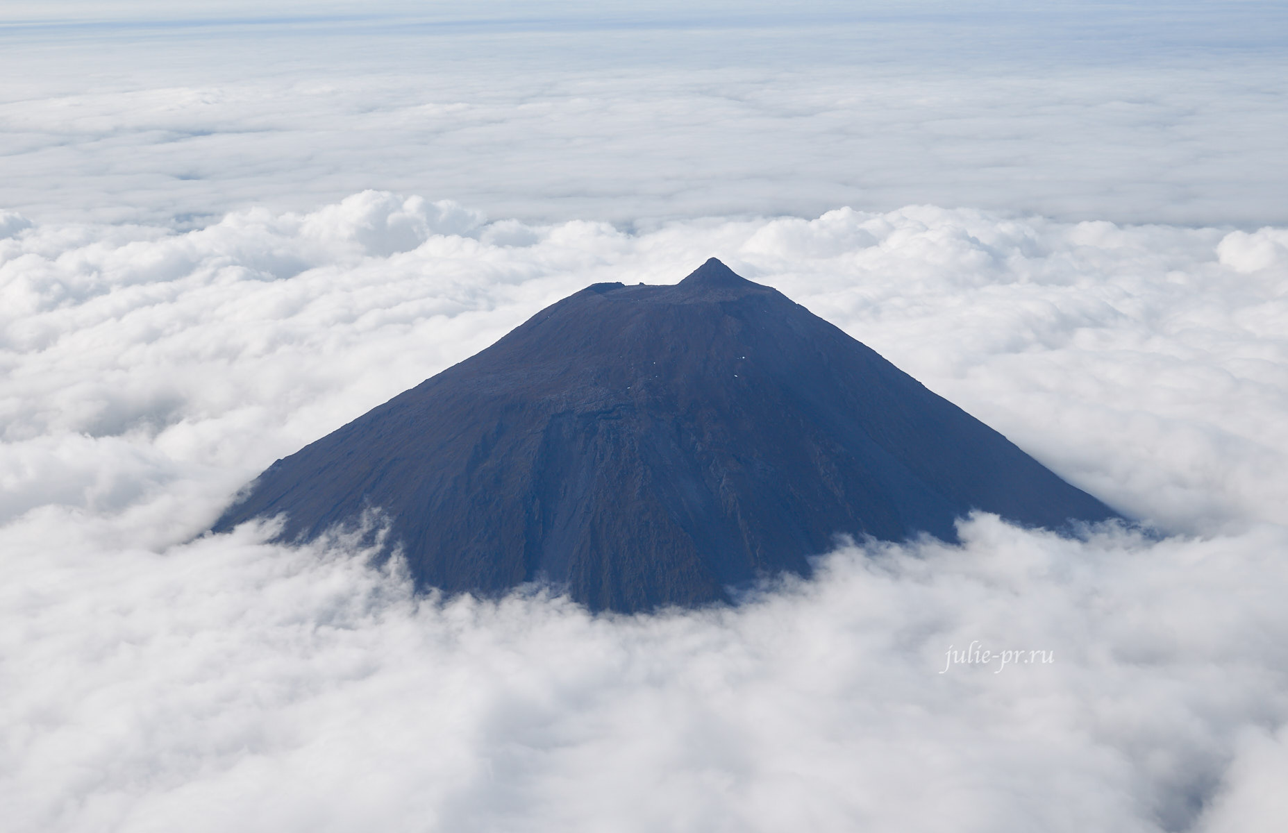 Азорские острова, Гора Пику