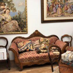 Рукодельный магазин Ricamo & Cucito в Флоренции