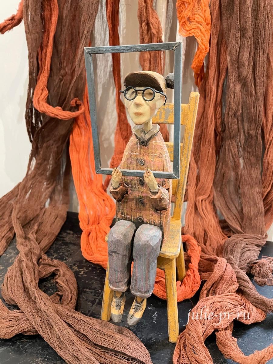 Выставка кукловодство