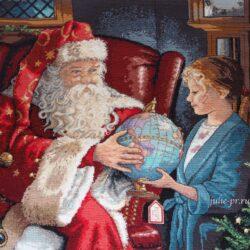 Санта с глобусом. Перевыпуски раритетов Dimensions