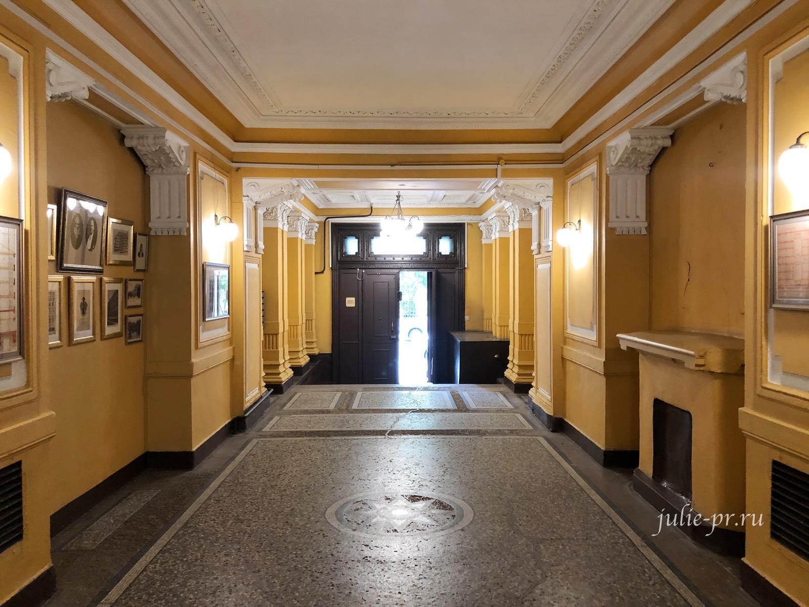 Парадная Ромашка, доходный дом Елисеева, исторический лифт, парадные Петербурга, Питер