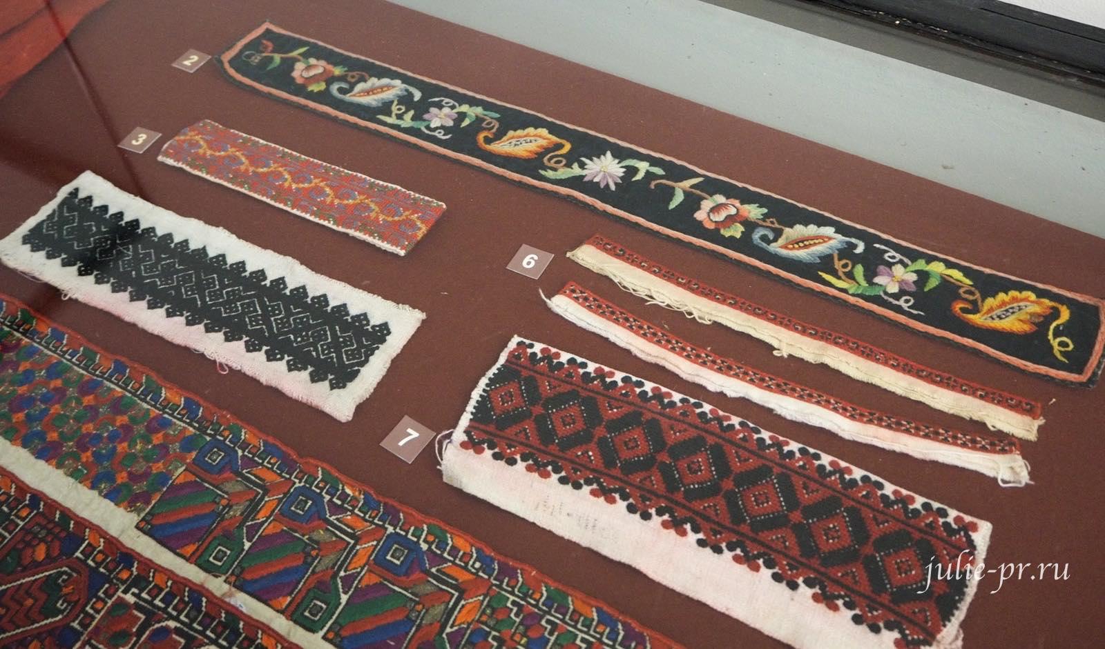 Российский этнографический музей, Санкт-Петербург, народная вышивка, вышивка крестом, Выставка Мастерство украинской вышивки XIX – XX века