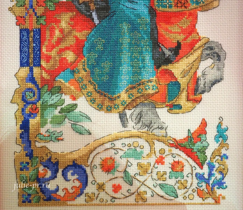 риолис, формула рукоделия осень 2021, вышивка крестом, выставка