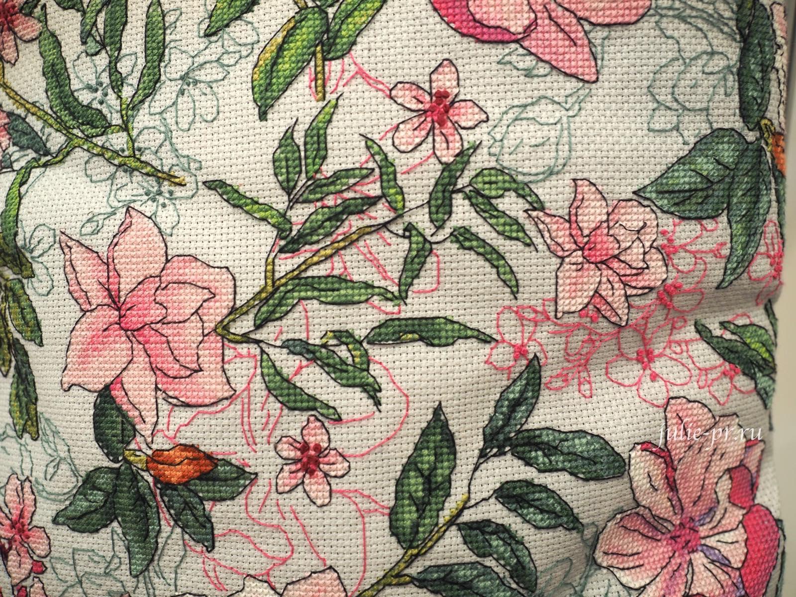 панна, формула рукоделия осень 2021, вышивка крестом, выставка