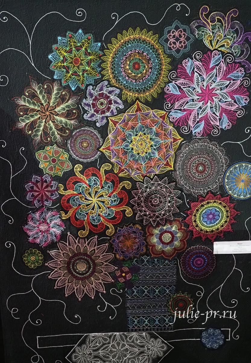 формула рукоделия осень 2021, выставка, вышивка