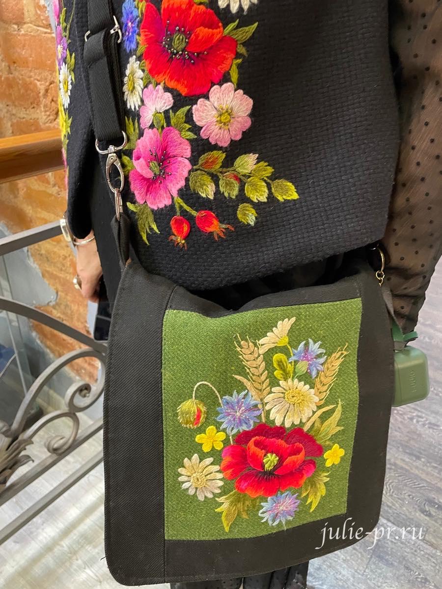 мухуская вышивка, Выставка Цветная матрица мечты, Музей Русский Левша, вышивка, Санкт-Петербург