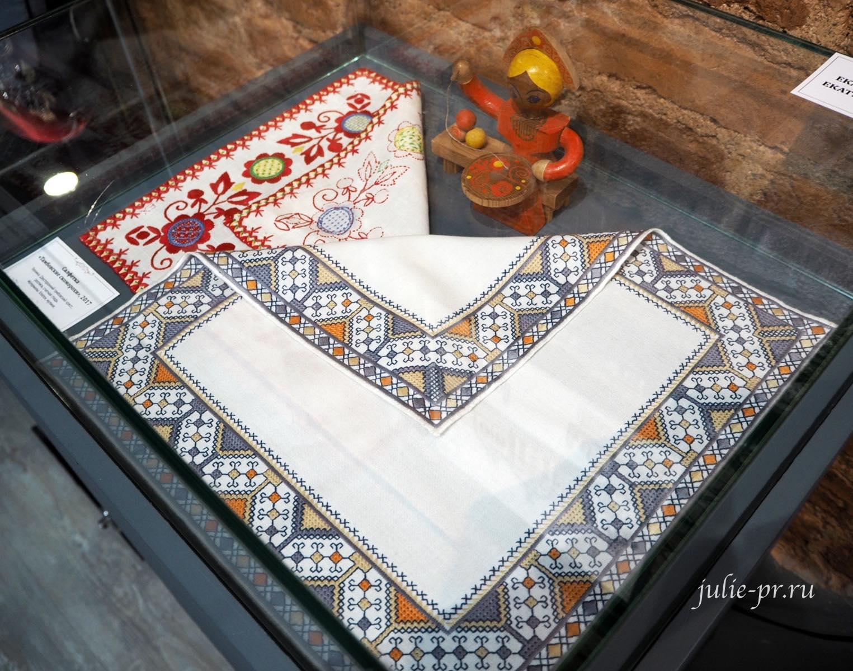тамбовский двустороннйи крест, Выставка Цветная матрица мечты, Музей Русский Левша, вышивка, Санкт-Петербург